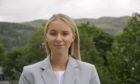 Psychology student Zoe Black.