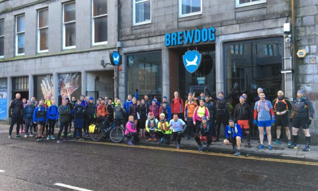 The Brewdog Run has won national acclaim.