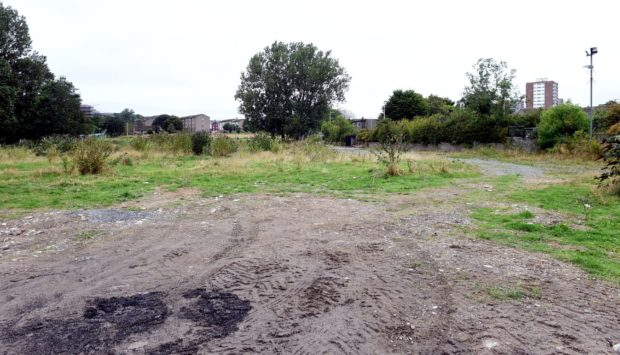 Two planning applications for two housing developments at Tillydrone have been submitted by Aberdeen City Council.