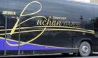 Stagecoach bus Buchan Express
