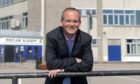 Laurence Findlay, director of education at Aberdeenshire Council.