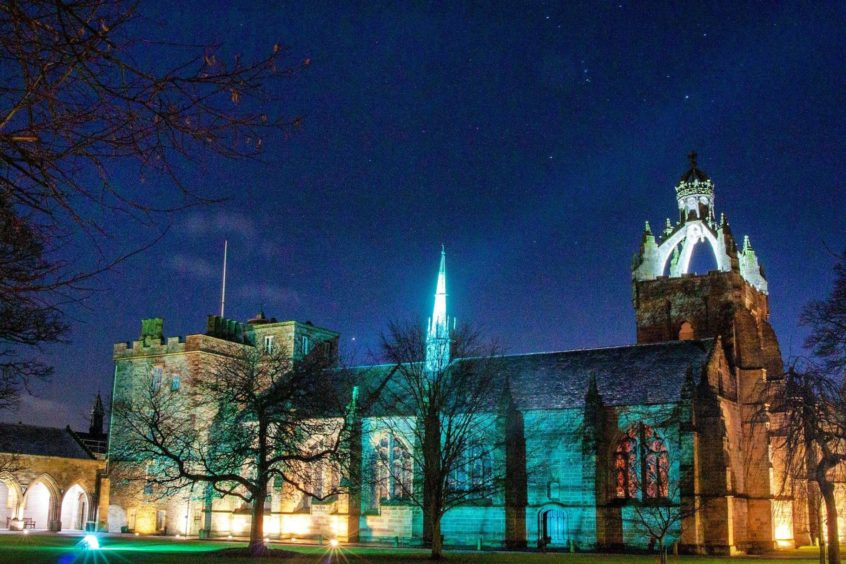 RediscoverABDN competition, photo by Mark Deans