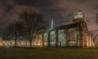 Ian Grebby's stunning picture of King's College in Aberdeen.