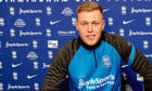 Sam Cosgrove signs for Birmingham City.