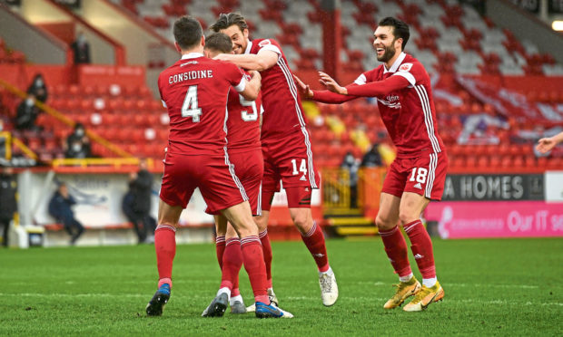 Aberdeen need to build on their win over Kilmarnock.