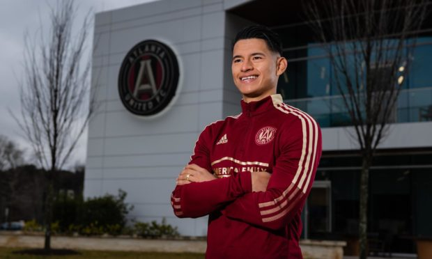 Ronald Hernandez has joined Atlanta on loan