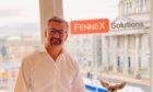 Fennex managing director, Adrian Brown
