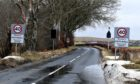 A petition on road conditions on the B933 between Inverurie and Keithhall is to be heard next week.