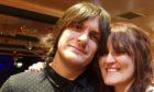 Michael and Kimberley Forsyth.