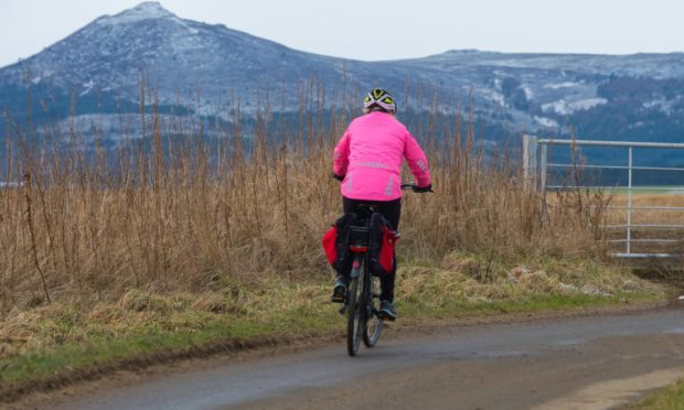 Cycling has become a popular activity.