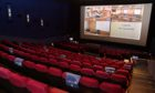 The new jury centre at the Vue cinema.