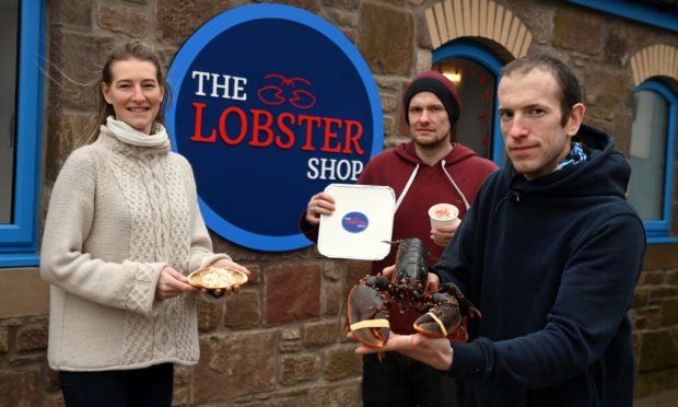 North-east shellfish wholesalers to open The Lobster Shop in fishing village