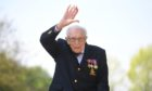 Captain Sir Tom Moore raised more than £30 million for the NHS.