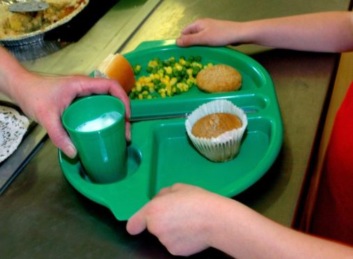 Aberdeenshire Council has published its latest update on free school meals.