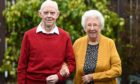 Jack and Rhoda are celebrating their 70th wedding anniversary