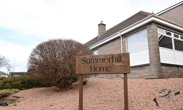Summerhill Home, where 13 cases of Covid-19 have been detected.