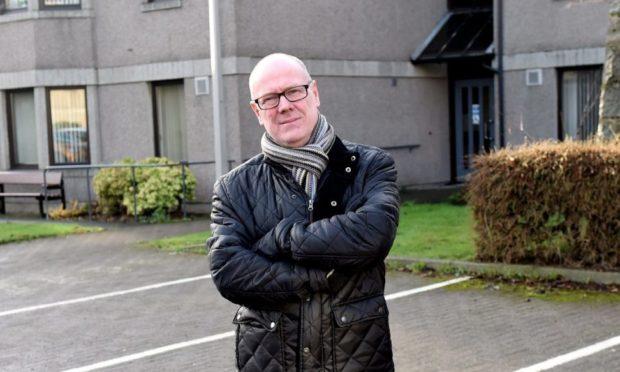 Aberdeen Central MSP Kevin Stewart.