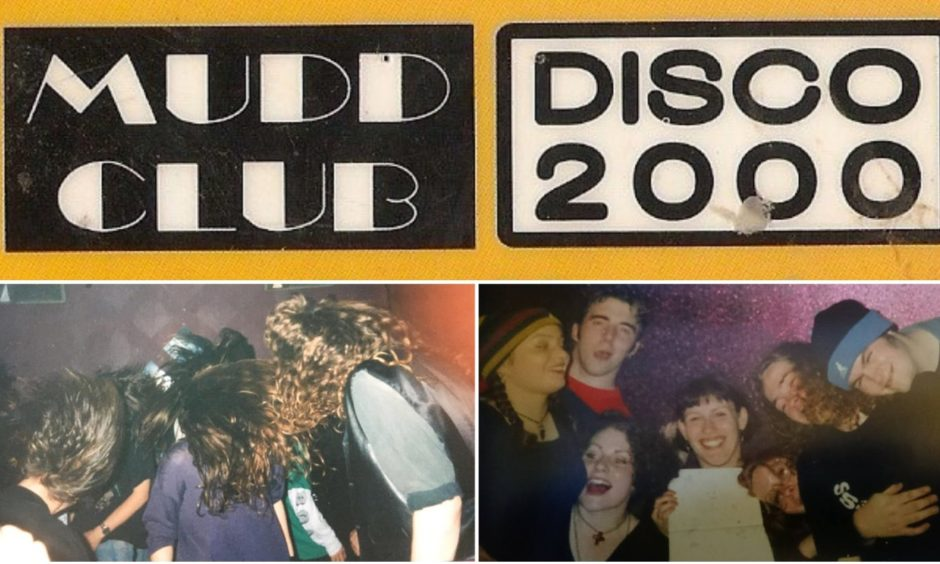 The Mudd Club was THE place to be on a Monday night.