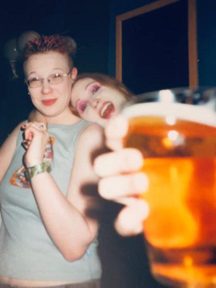 Cheap pints were a highlight.