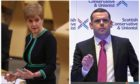 Douglas Ross has challenged Nicola Sturgeon to a debate over her referendum plans.