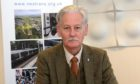 Councillor Peter Argyle, chairman of the council's infrastructure services committee.