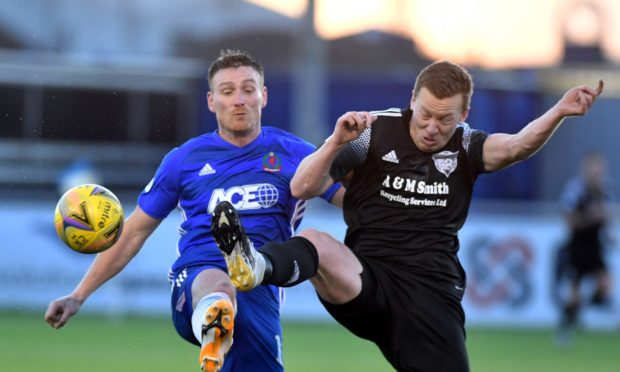 Cove Rangers and Peterhead will return to action this weekend.