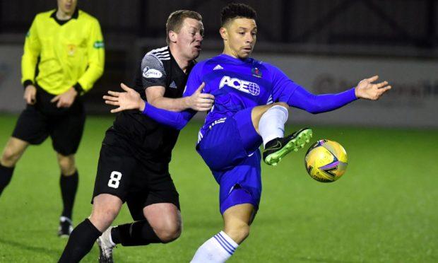 Lower league clubs like Cove Rangers and Peterhead.