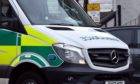 The pair of ambulance workers had both just come away from a 12-hour nightshift.