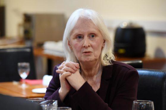Professor of information management Rita Marcella
