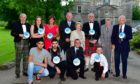 Inspiring Aberdeenshire award winners in 2017