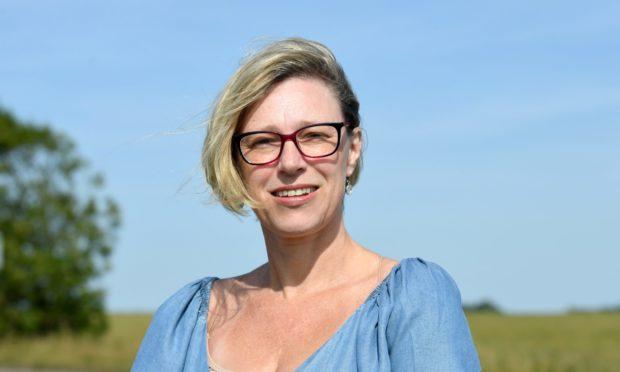 Aberdeenshire East SNP candidate Gillian Martin