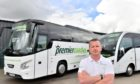Alan Findlater, owner and director of Premier Coaches