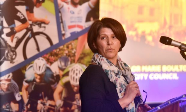 Councillor Marie Boulton.