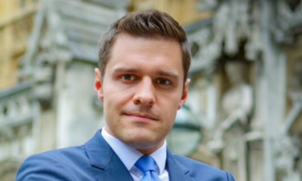 Ross Thomson was MP for Aberdeen South between 2017 and 2019.