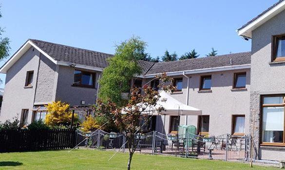 Glenisla Care Home in Keith.