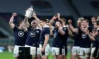 Scotland beat England in the Six Nations last weekend.