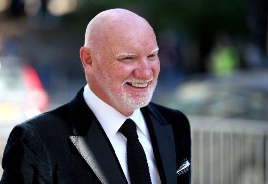 Entrepreneur Sir Tom Hunter