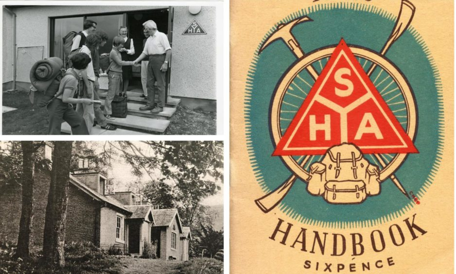 The face of the Scottish Youth Hostels Association has changed dramatically over its 90 year history.