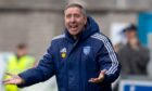 Jim McInally's Peterhead have been drawn against Dundee B
