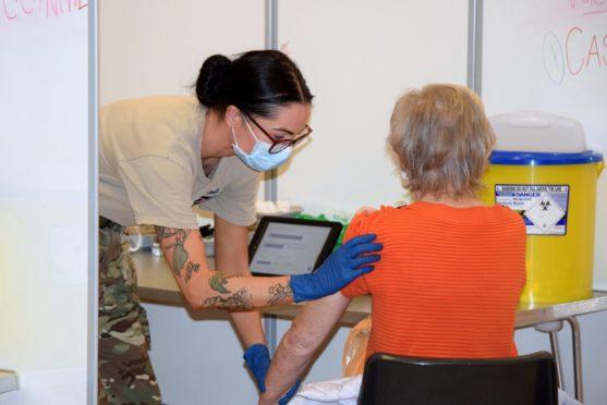 vaccination clinics