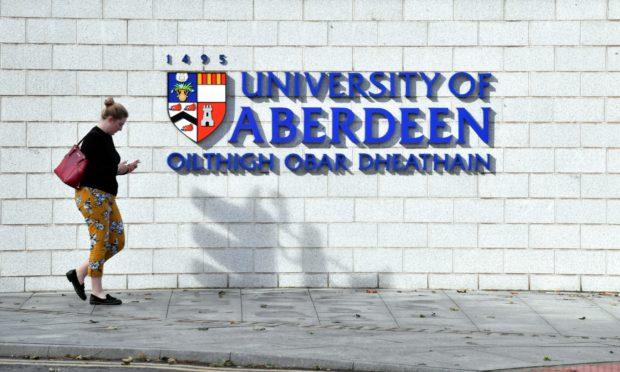 The University of Aberdeen.