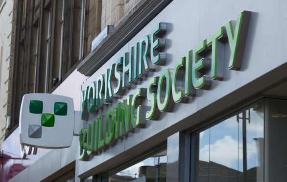 Yorkshire Building Society has donated money to the Leanne Fund.