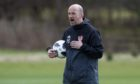 Aberdeen interim boss Paul Sheerin.