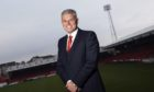Aberdeen chairman Dave Cormack is on the hunt for a new manager.