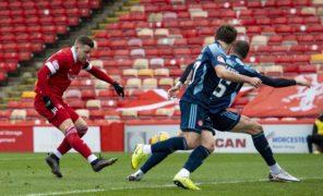 Joe Harper column: Aberdeen's poor run in front of goal has to end