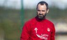 Aberdeen captain Joe Lewis
