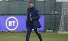 Scotland assistant manager Steven Reid