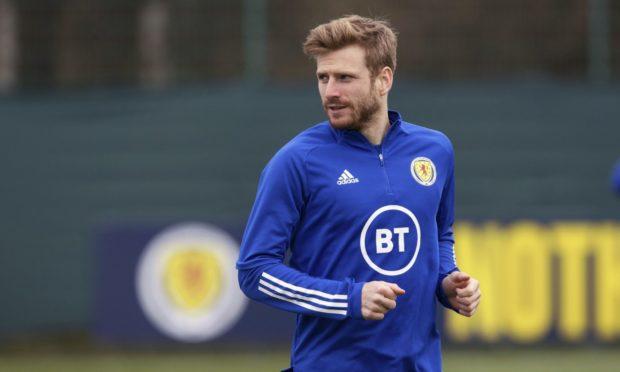 Scotland's Stuart Armstrong