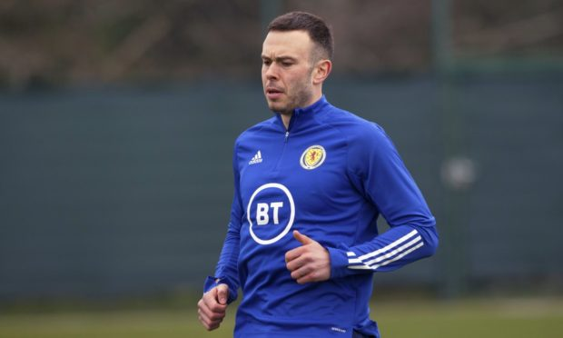 Aberdeen defender Andrew Considine is in the Scotland squad for the World Cup qualifiers.
