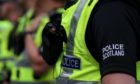 Police have issued an appeal for information following the incident on Monday evening.